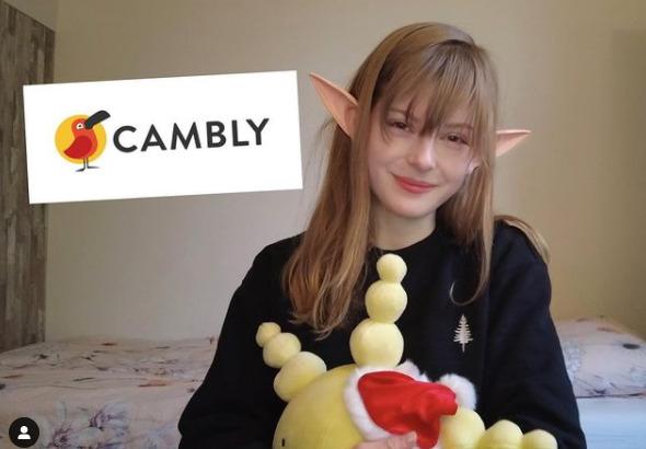 エラフレイヤ cambly